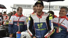 SBK: CIV SBK: Mercado prende il posto di Andreozzi in DMR Racing a Misano