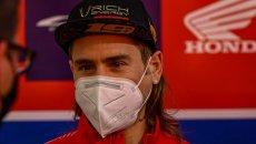"""SBK: Bautista: """"Mi sono offerto a Honda per fare test o gare in MotoGP"""""""