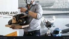 SBK: Il circuito di Aragon rende omaggio a Carlos Checa per il mondiale 2011