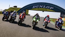SBK: 50 teams at the start of the 2021 24 Heures Motos