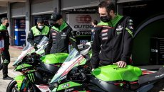 """SBK: FIM ribatte a Kawasaki: """"interpretato male il regolamento dei giri motore"""