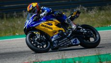 SBK: Tour de force per Odendaal ed Evan Bros: nel weekend in pista a Navarra