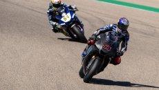 SBK: Aragon: le grandi speranze di Yamaha sono in Razgatlıoğlu e Locatelli