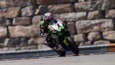 """SBK: Rea: """"Il limite dei giri? È frustrante, ma la Kawasaki non è più lenta"""""""