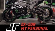 SBK: Johnny Rea vende la sua Kawasaki ZX 10R da allenamento-track day su E-Bay!