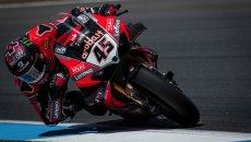 SBK: Estoril: Redding e la Ducati conquistano la FP3, 2° Gerloff, 3° Rea