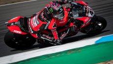 SBK: Furia Rossa: Redding e la Ducati dominano Gara 1 all'Estoril! 3° Rea