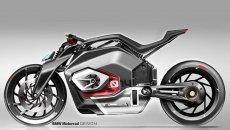 Moto - News: Firma d'autore: ecco perché anche le BMW elettriche avranno il cardano