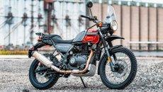 Moto - News: Royal Enfield Himalayan 650 è più vicina e sarà sviluppata in UK