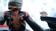 Moto - News: Sicurezza in moto, non fare come Quartararo! Ecco i migliori paracostole