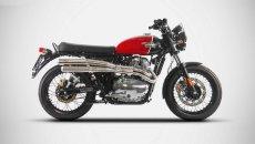 Moto - News: Royal Enfield: registrato il nome Scram, è in arrivo la nuova Scrambler 650?
