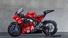 Moto - News: Delta XE, la superbike elettrica da 200 CV che vuole battere le MotoGP