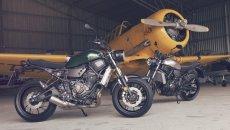 Moto - News: Yamaha pensa agli aerei: ecco come cambieranno le moto di Iwata