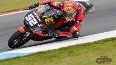 Moto3: Assen: Acosta dichiarato 'unfit' per le qualifiche, in pole c'è Alcoba