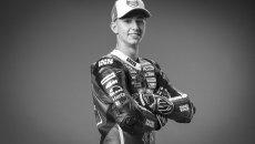 Moto3: Jason Dupasquier non ce l'ha fatta: è deceduto all'ospedale di Firenze