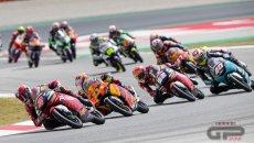 Moto3: In Moto3 sviluppo delle moto congelato fino al 2023 compreso