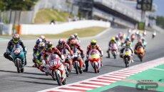 Moto3: Dorna e IRTA dicono basta: penalizzazioni pesanti in gara in Moto3