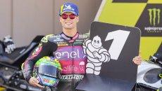 MotoE: Granado fa tris: 3ª pole position consecutiva a Barcellona