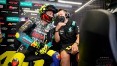 """MotoGP: Rossi: """"We made a wrong move in the FP2. We'll backtrack."""""""