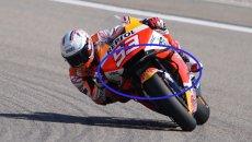 MotoGP: Honda abbassa le ali: Marquez con una nuova carena al Sachsenring