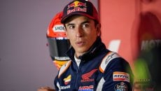 """MotoGP: Marquez: """"Ready to suffer, but if I did it for the whole race I would crash"""""""
