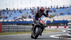"""MotoGP: Quartararo: """"Non correrò pensando al campionato, ma a divertirmi"""""""