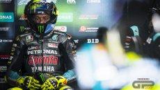 """MotoGP: Rossi: """"Vinales via da Yamaha? Non fa differenza per il mio futuro"""""""