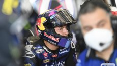 """MotoGP: Bastianini: """"I lapped behind Marquez, you can see that he's riding conservatively"""""""