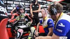 """MotoGP: A.Espargarò: """"Miglior tempo con gomma da 20 giri, competitivi come mai"""""""