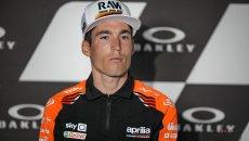 """MotoGP: A.Espargarò: """"Ho scritto a Dovizioso, so che proverà cose importanti"""""""
