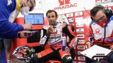 """MotoGP: Zarco: """"Seguendo Quartararo ho capito dove dobbiamo sviluppare la Ducati"""""""