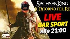 MotoGP: LIVE Bar Sport alle 21:00 - Marquez SachsenKing: il Ritorno del Re