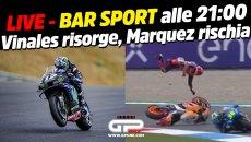 MotoGP: LIVE Bar Sport alle 21:00 - Vinales risorge, Marquez rischia
