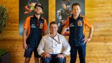 MotoGP: Brad Binder rinnova con KTM: sarà nel team ufficiale fino al 2024