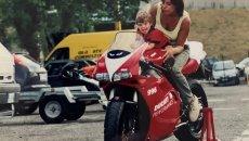 MotoGP: Il sogno di Di Giannantonio: bambino sulla 996, pilota sulla Ducati MotoGP