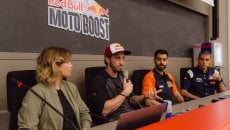 MotoGP: Dovizioso lancia l'assist a Rossi: il ritiro non è una soluzione da scartare