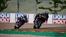 """MotoGP: Bastianini: """"ho faticato sin dalla FP3, la gara sarà indecifrabile"""""""