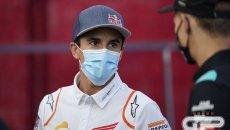 "MotoGP: Marquez: ""In MotoGP su un circuito stradale? Sì, se fosse sicuro"""