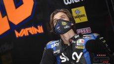 """MotoGP: Marini: """"Sarebbe un sogno avere Valentino come compagno di squadra"""""""
