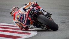 """MotoGP: Marquez: """"L'omero è in una posizione diversa, un anno per recuperare"""""""
