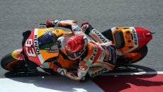 """MotoGP: Marquez: """"The MotoGP bike is an animal, riding it is the best training ground"""""""