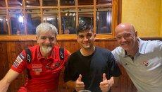 MotoGP: Barcelona, Dall'Igna welcomes Jorge Martin: ready to return to Ducati
