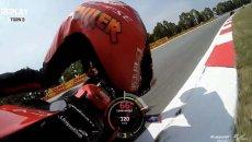 MotoGP: VIDEO Il volo di Jack Miller in qualifica: quando l'elettronica non basta