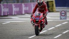 MotoGP: TECNICA - Brembo spiega come eseguire uno 'stoppie alla Miller'