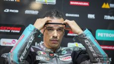 """MotoGP: Morbidelli: """"I'd like to jump into the same boat as the other Yamaha riders"""""""