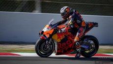 """MotoGP: Oliveira a Bagnaia: """"grazie dei complimenti, ma il talento non basta"""""""
