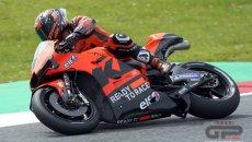 MotoGP: Petrucci spera di avere il nuovo telaio KTM nel GP di Barcellona