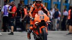 "MotoGP: Petrucci: ""Gardner e Fernandez meritano la MotoGP, potrei parlare con Aprilia"""