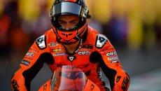 """MotoGP: Petrucci: """"Se non rinnovo con KTM non penso che andrò in Superbike"""""""