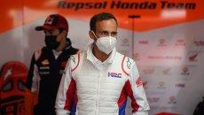 "MotoGP: Puig: ""senza la caduta in prova Marquez ad Assen sarebbe salito sul podio"""